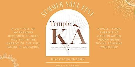 Summer Soul Fest tickets
