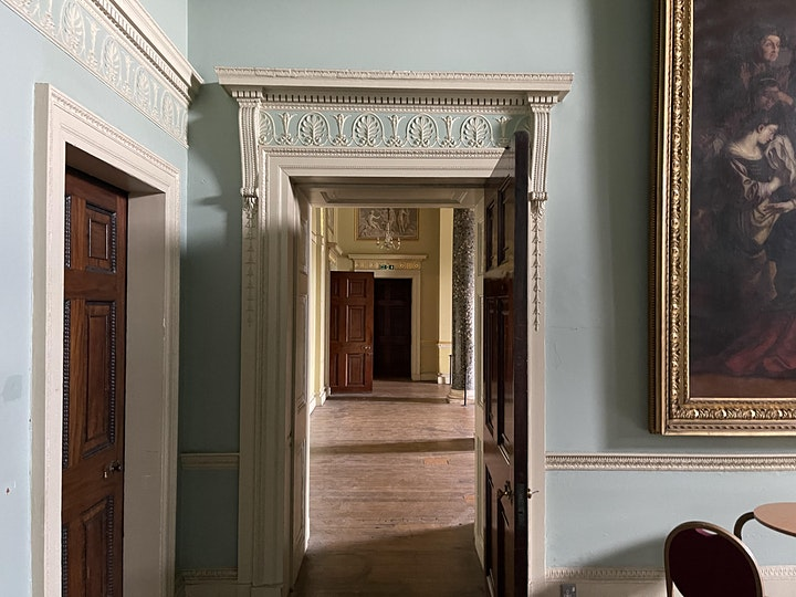 Heaton Hall & Park Tour: glorious interiors, glorious landscape. £15/£12 image