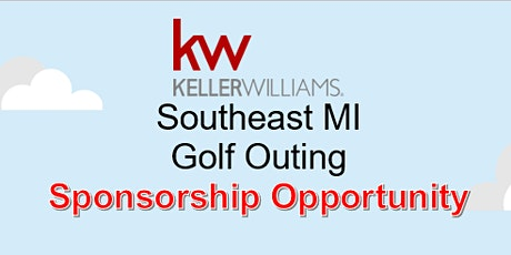 KW Southeast Michigan Golf Outing Sponsors tickets