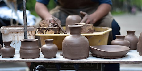 Pottery Mixed Ability - Thursday, 5pm - 7pm tickets
