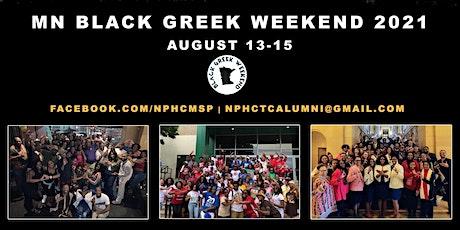 2021 NPHC-MSP Black Greek Weekend Picnic tickets