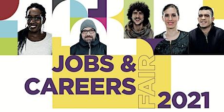PeoplePlus Nottingham Jobs Fair tickets