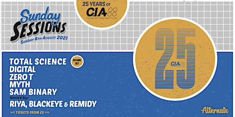Sunday Sessions x 25 Years of C.I.A Records tickets