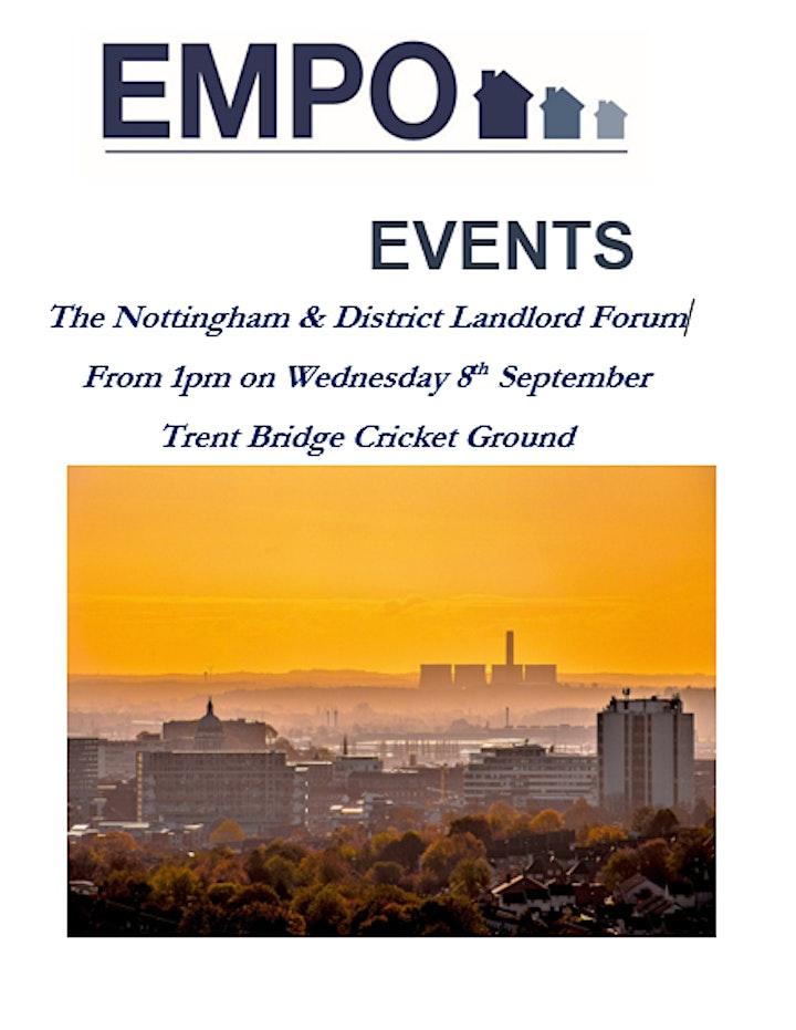 Nottingham & District Landlord Forum image