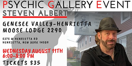 Steven Albert: Psychic Gallery Event - GV Henrietta Moose tickets