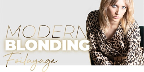 Modern Blonding: Foilayage | Malden, MO tickets