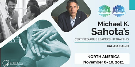 ONLINE Live Certified Agile Leadership (CAL- E+O): North America tickets