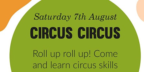 Kirkgate Summer Staycation - Circus Circus tickets