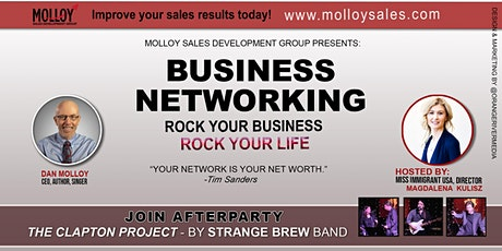 Rock Your Business  Rock Your Life -  Business Networking tickets