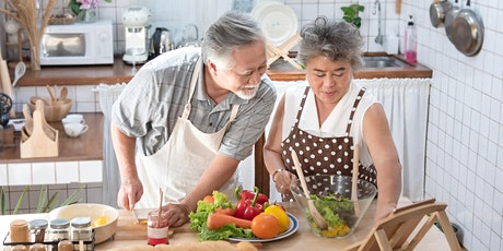 Staying Healthy and Well: FLAVORS OF FALL - COOK VIRTUALLY TOGETHER tickets