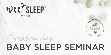 July Virtual Sleep Seminar tickets