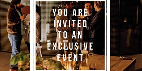 In-Person Networking Happy Hour tickets