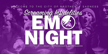 Emo Night at The Grape Room tickets