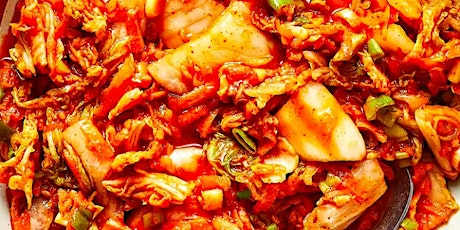 UBS - Virtual Cooking Class: How to Make Kimchi at Home tickets