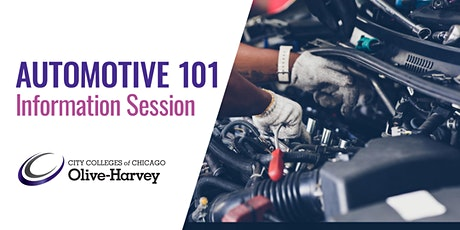 Automotive  101 Information Session tickets