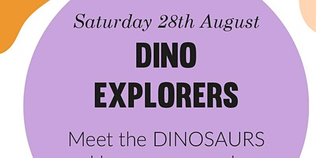 Kirkgate Summer Staycation - Dino Explorers tickets