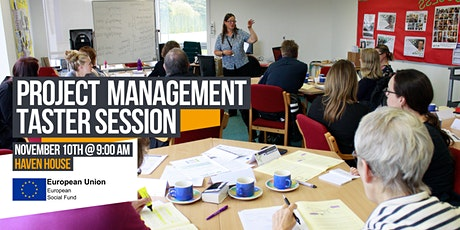 Project Management Taster Session tickets