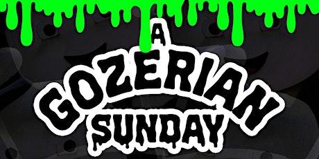 A Gozerian Sunday biglietti