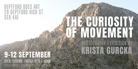 CURIOSITY OF MOVEMENT | PHOTOGRAPHY EXHIBITION tickets