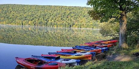A-List Adventure - Sunset Kayak Brewery Tour tickets