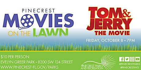 Movies on the Lawn presents Tom and Jerry tickets