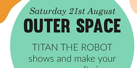Kirkgate Summer Staycation - Outer Space tickets