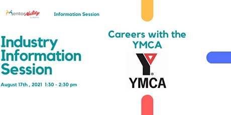 MentorAbility Industry Information Session: Careers with the YMCA tickets