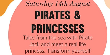Kirkgate Summer Staycation - Pirates and Princesses tickets