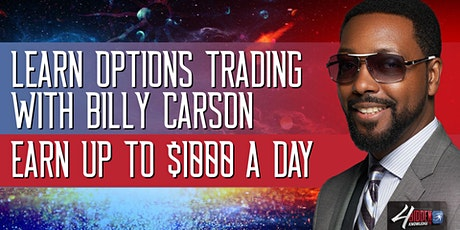 Stock Options Trading Course with Billy Carson Tickets