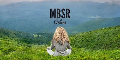 MBSR - Программа снижения стресса на основе Майндфулнес tickets