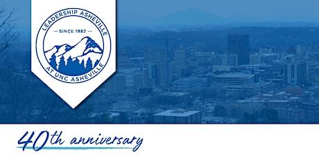 Leadership Asheville Graduation Reception and Alumni Reunion tickets