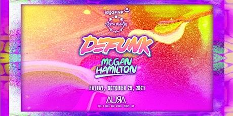 Defunk and Megan Hamilton tickets