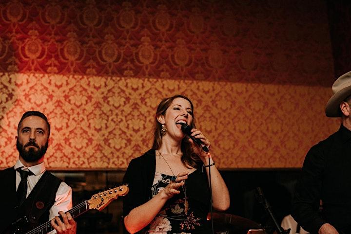 Supersonic Hearts Band Live Toronto Showcase image