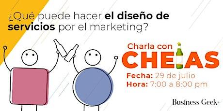 ¿Qué puede hacer el diseño de servicios por el marketing? entradas