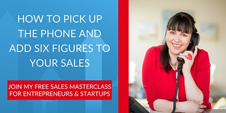 How to Pick Up The Phone and Add Six Figures to Your Sales tickets
