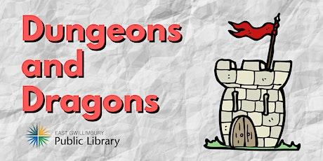 Dungeons & Dragons Outdoor Meetup - Mount Albert (ages 12+) tickets