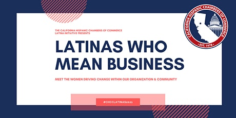 LATINAS WHO MEAN BUSINESS tickets