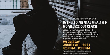 Intro to Mental Health & Homeless Outreach tickets