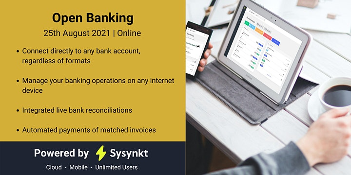Open Banking for SunSystems image