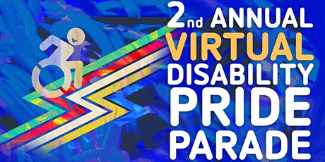 2nd Annual Virtual Disability Pride Parade tickets
