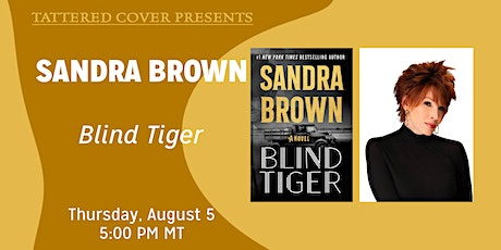 Live Stream with Sandra Brown tickets