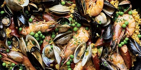 UBS - Virtual Cooking Class: Seafood Paella tickets