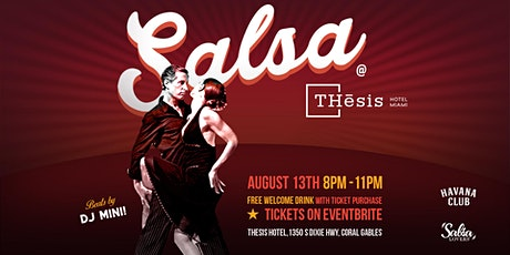 Salsa @ THesis tickets