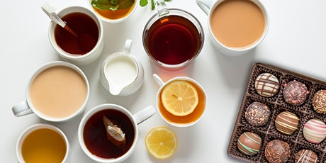 TEA & CHOCOLATE:  A Virtual Tasting Special Event tickets