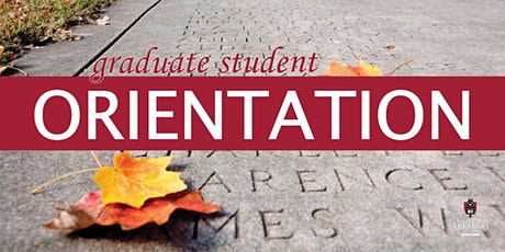 Welcome to the U of A: New Graduate Student Basics tickets