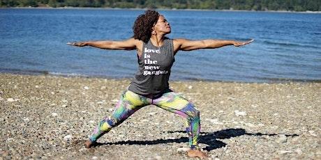 Yoga with Adrienne Shaw at Kenilworth Aquatic Gardens tickets