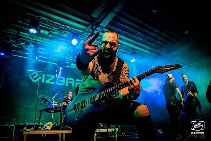 Eizbrand & Ochmoneks live! - im Beachclub im Nordpark in Düsseldorf!: Bild