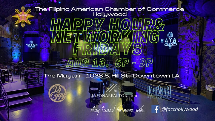 Happy Hour & Networking image