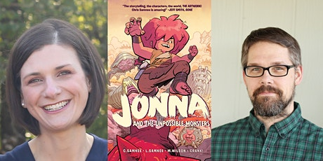 Chris and Laura Samnee | Jonna and the Unpossible Monsters Vol. 1 tickets