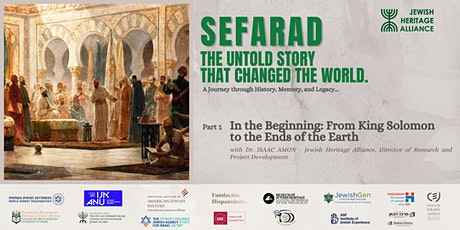 SEFARAD - The Untold Story That Changed The World tickets